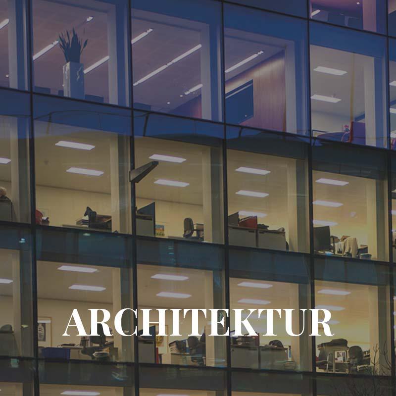 Unsere Leistungen Architektur