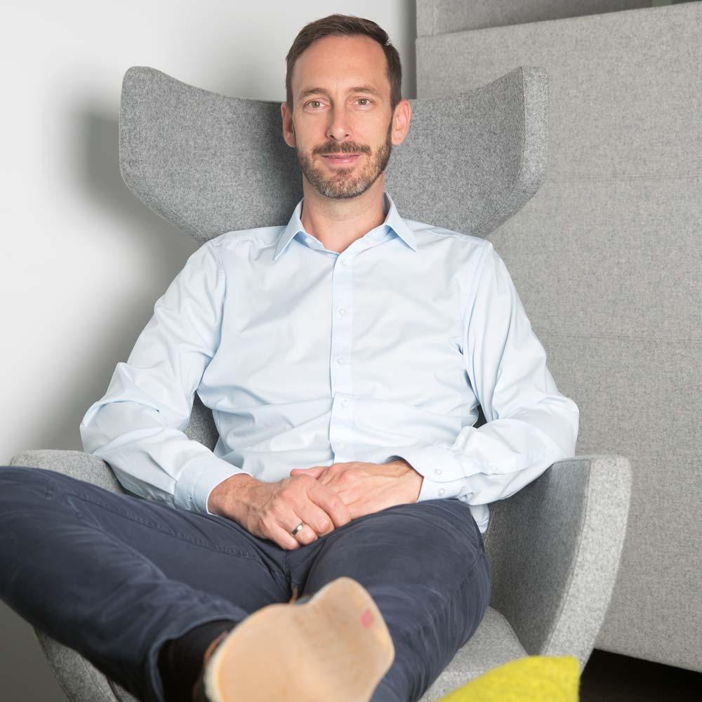 Holger Odorfer Geschäftsführer von roomarts