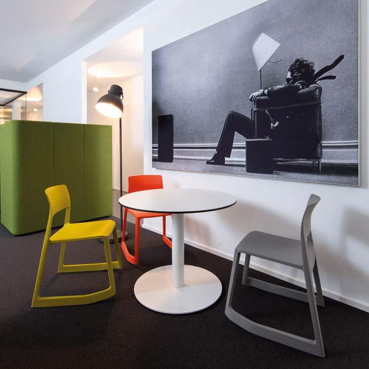 Büro der Innenarchitekten und Architekten bei roomarts