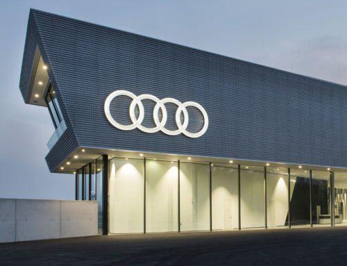 Werkstattplanung und Umzug – Audi Sport