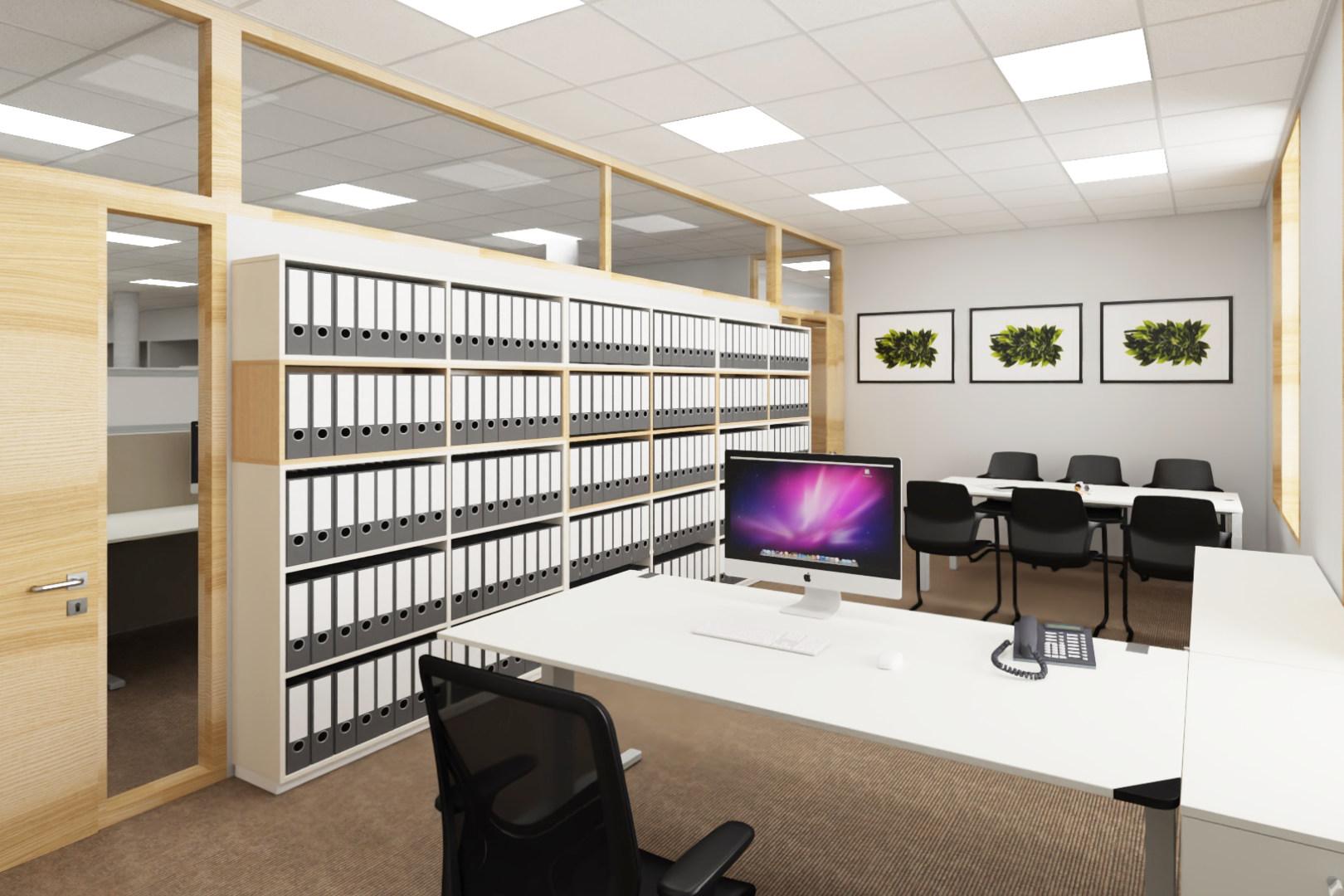 Innenarchitektur, Büroplanung, Change Management, Umzugsmanagement